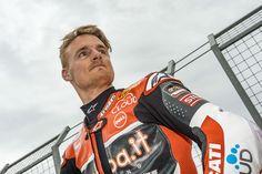 """MotoGP – Chaz Davies: """"Gostaria de pilotar uma moto oficial numa equipa satélite"""""""
