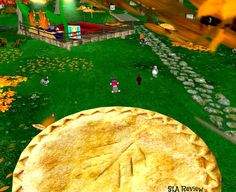 Jumping on pies ROCK! Now found in the Raglan Shire this Showvember!