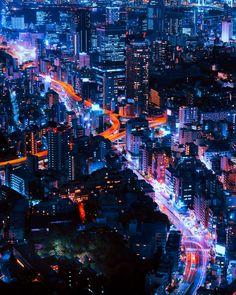 Japan by Pawel Nolbert (@hellocolor)