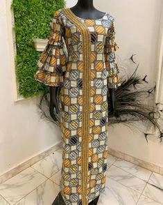 African Attire, African Dress, African Fashion Ankara, Bespoke, Straight Dress, Ankara Styles, Kaftans, Clothes For Women, Basin