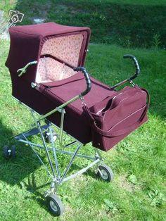 . Vintage Pram, Retro Vintage, Pram Stroller, Baby Strollers, Mothercare Prams, Prams And Pushchairs, Baby Prams, Moses Basket, Baby Carriage