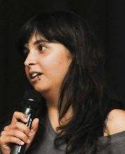 Miriam Rodríguez Domínguez, Vigo, España. Filmografía: http://engalecine6.webnode.es/miriam-do-roxo/ Info: http://www.depo.es/web/edepo/-/creadoras-miriam O home cobaia: https://www.olloboi.com/video/ver/37