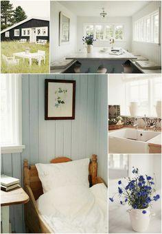 A Coastal Cottage in Denmark