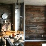 Saddlecreek Design Franklin, TN Antique Barn Wood Wall