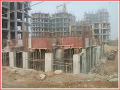#SHRI Group 26 July 2013 Construction Progress of Tower-17