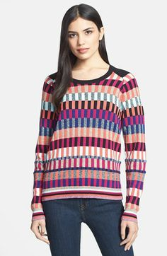 MARC BY MARC JACOBS 'Ines' Silk Blend Sweater available at #Nordstrom