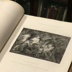 Today we're going behind the scenes of the National Gallery library and archive to celebrate #BooksMW for #MuseumWeek. Scroll through to watch our librarian Jonathan talk about one of the rare books in our collection, a catalogue depicting the painting 'Peace and War' by the Flemish artistPeter Paul Rubens.  To see more videos from our library and archive, follow the National Gallery on Twitter (@)NationalGallery:https://twitter.com/NationalGallery  #rubens #peterpaulrubens #archive…