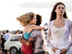 Pura emoção! Isis, Bianca e Pigossi nos primeiros capítulos da novela1 (Foto…