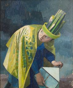 Evelyn Dunbar: the genius in the attic   Art and design   The Guardian