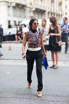 Read more and comment! http://carolinesmode.com/stockholmstreetstyle/art/316993/nausheen_shah/
