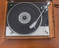 Golden Age Of Audio: Lenco L75 Idler-Drive Turntable