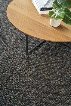 Modern wool rug Entryway Furniture, Living Room Furniture, Kitchen Furniture, Solid Rugs, Modern Entryway, Modern Rugs, Modern Living, Hard Floor, Modern Coffee Tables