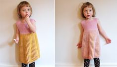 free Pickles pattern for their two way dress