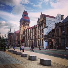 University of Manchester in Manchester, United Kingdom