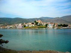 Fishing Village, Galaxidi, Greece