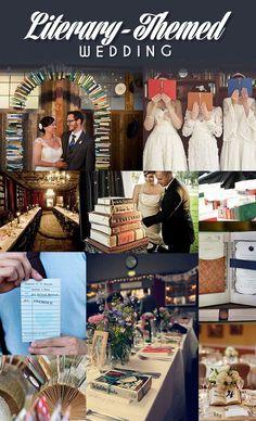 12 Temas não tradicionais de casamento que são legitimamente incríveis