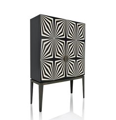 Cabinet Zebra - JNL SA: request quotes, estimates, prices or catalogues online through MOM, your digital platform dedicated to decor, design and lifestyle professionals. Deco Furniture, Cabinet Furniture, Furniture Styles, Unique Furniture, Dining Furniture, Luxury Furniture, Furniture Makeover, Painted Furniture, Furniture Design