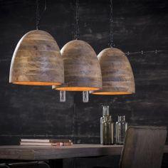 Hanglamp 'Jean-Paul' 3-lamps