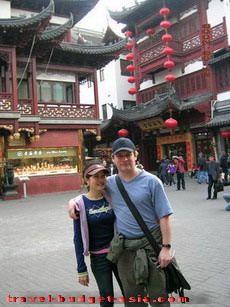 Asia travel shanghai