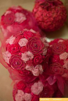 non-floral bouquet!