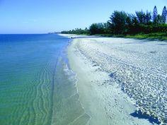 Vanderbilt Beach in Naples Florida