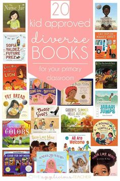 I love the list of books in this post! Perfect for expanding your classroom library to include many differen people from around the world! TheAppliciousTeacher.com