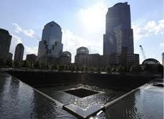 9/11 memorial during the day!