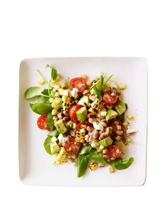 Enjoy Salad!  Just Be Careful How Much Cheese You Consume!      http://www.womansday.com/food-recipes/food-drinks/recipes/a37123/grilled-corn-avocado-salad-recipe-rbk0911/