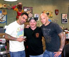 Photo of Miami Ink for fans of Miami Ink 8487642 Hold Fast, Hold On, Chris Núñez, Miami Ink, Ink Master, Inked Men, Airbrush Art, Celebs, Celebrities