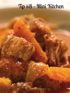 20 DAYS UNTIL PASSOVER Tip #8-Set Up a Passover Mini Kitchen