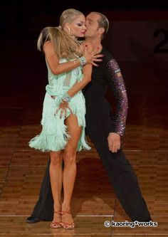 Riccardo and Yulia. Best in the world