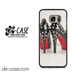 Christian Louboutin Red Bottom Heels DEAL-2579 Samsung Phonecase Cover For Samsung Galaxy S7 / S7 Edge