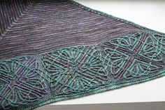 Ravelry: Durrow pattern by Lucy Hague