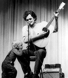 """On Nov. 15, 1972, Harry Chapin became the proud father of his first son, Joshua Burke, in New York City. The birth would eventually inspire him to put his wife's poem, """"Cat's In The Cradle,"""" to music."""