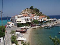 Island of Kos in Greece.
