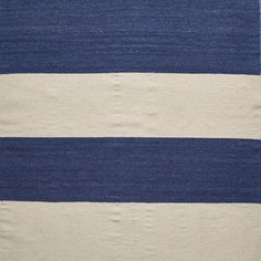 Created in collaboration with designer Mark D. Sikes, California Stripes is a collection of beautiful and durable wool dhurries. Construction:Handwoven Fiber Content: Wool Made In:India Stocked Sizes: 2′ 6″ x 9′ 6′ x 9′ 8′ x 10′ Custom sizes allow 12 weeks