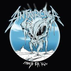 "Metallica :: ""Freeze 'Em All: Live in Antarctica"""