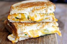 31 Grilled Cheeses That Are Better Than A Boyfriend. All I had to do was take a look at the first one and I knew... it was true.