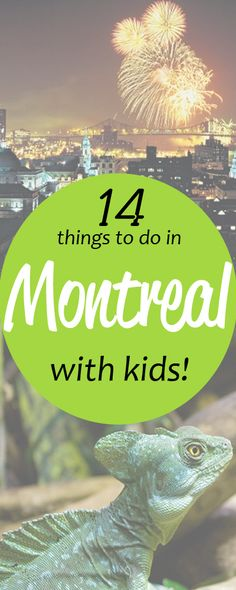 A list of things to do in #Montreal with kids http://www.amontrealerabroad.com/visiting-montreal-with-kids-mission-possible/
