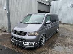 Vw Transporter Van, Vw T5, Vw Vans, Tuner Cars, Minivan, Vw Camper, Campervan, Transportation, Audi