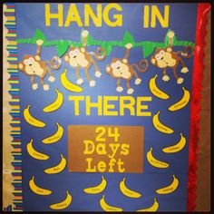 Days left of school countdown