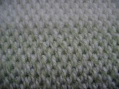 """Afghan or Tunisian Crochet – Waffle Stitch & the Secret to Prevent """"Growing""""  Tanis Galik"""