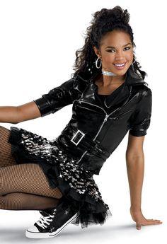 Metallic Motorcyle Jacket; Weissman Costumes
