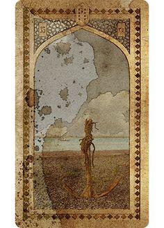 35/39 Old Arabian Lenormand by Neil Lovell