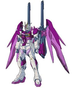 ZGMF-X56S/ι Destiny Impulse Gundam R - The Gundam Wiki - Wikia