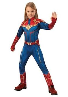Gift the Marvel fan in your life the perfect gift with our collection of Captain Marvel Gifts. These officially licensed Captain Marvel items are based on this popular character from MCU. Costumes Avengers, Captain Marvel Costume, Super Hero Costumes, Girl Costumes, Costume Ideas, Costumes Kids, Mardi Gras, After Earth, Super Heroine