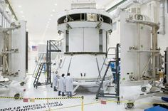 NASA Slips First Test Flight of Orion Space Capsule