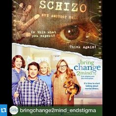 #Repost @bringchange2mind_endstigma with @repostapp.・・・Let's end the stigma!  #awareness #stopthestigma #mentalhealth #mentalillness #bringchange2mind #youarenotyourdiagnosis #depression #anxiety #eatingdisorders #PTSD #ADHD #schizophrenia #thestruggle #mentalhealthawareness #youarenotalone
