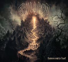 Cauldron - Heavy Metal Artwork