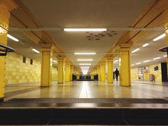 Life in Berlin Bahn Berlin, Transport Museum, U Bahn, Metro Station, Berlin Germany, Lights, World, Places, Hot Spots